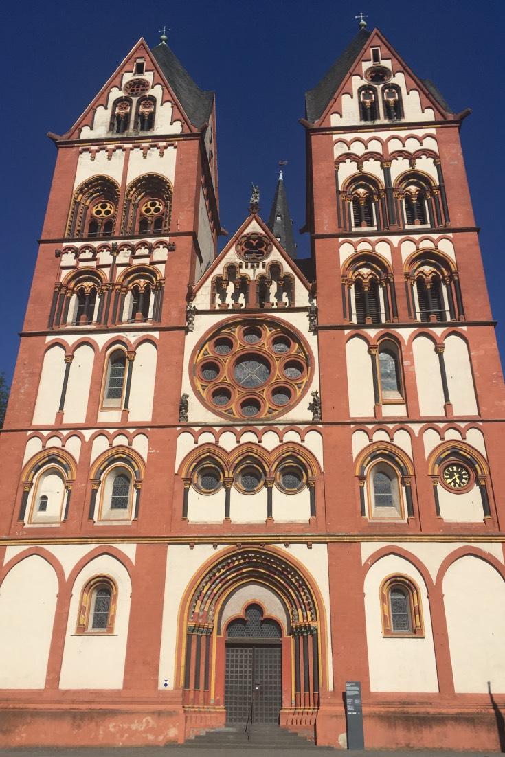 De St.-Georgs-Dom in Limburg an der Lahn