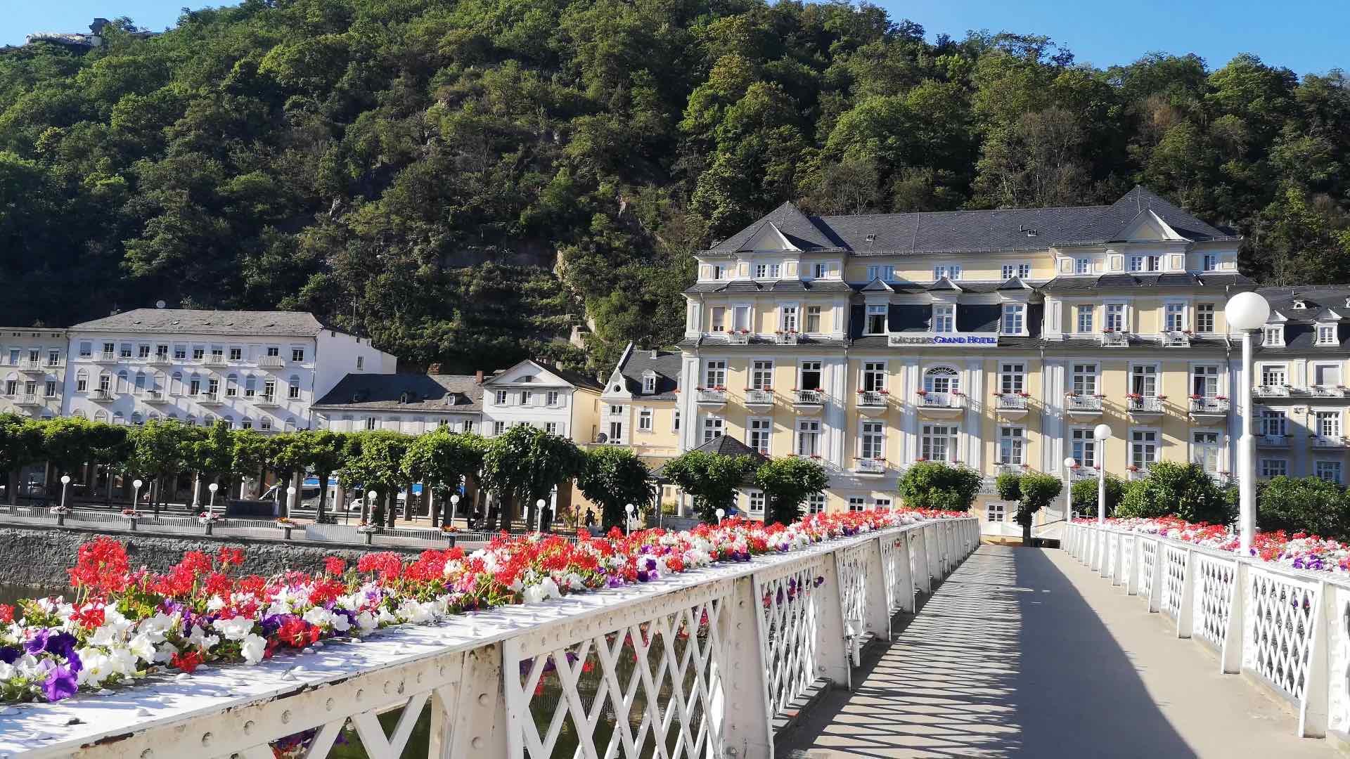 Häcker's Grand Hotel in Bad Ems