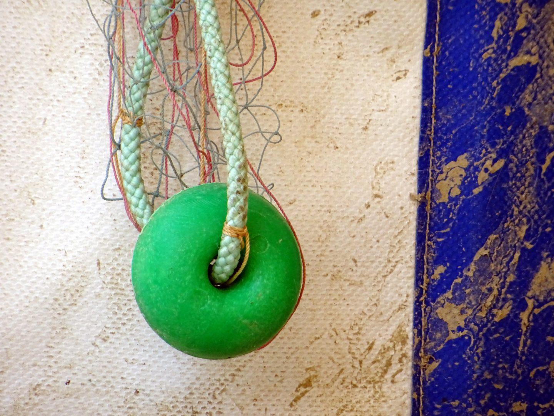 Cyprus: traditional fishing gear